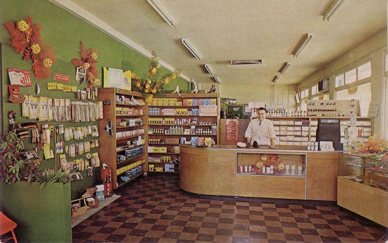 Compton's Expert Shoe Repair 1950's   Burbank, California   USA