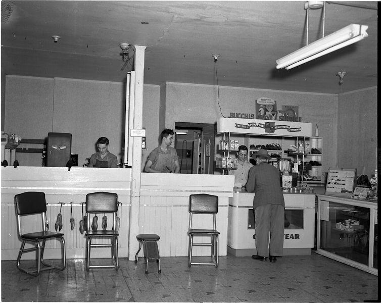 Bucchi & Sons   USA   1957   Inside