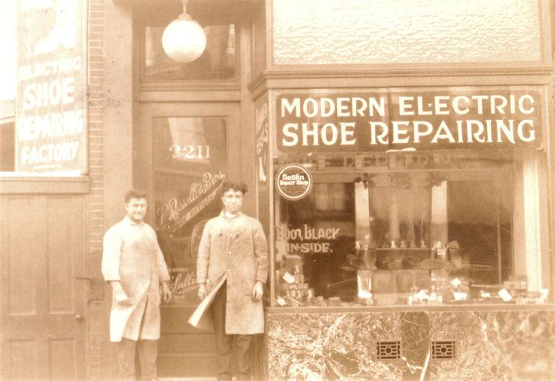 Modern Electric Shoe Repairing - Rosselli Bros - USA possibly Ohio4.jpg