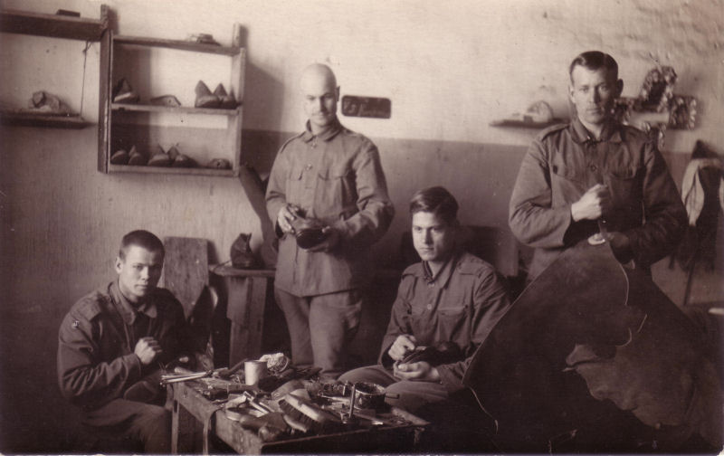 Army Cobblers