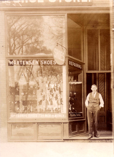 Martensen Shoes   Austin, Massachusetts