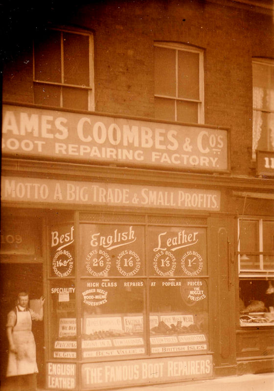 James Coombes And Co's   UK