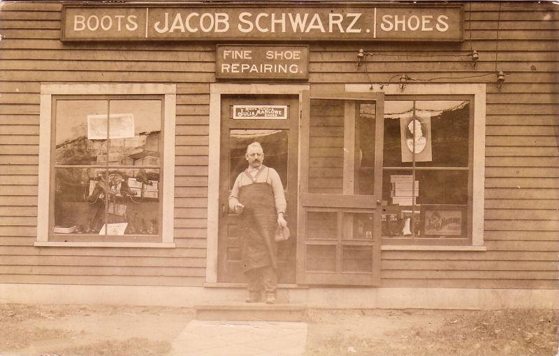 Jacob Schwarz   Greenfield, Massachusetts   1913
