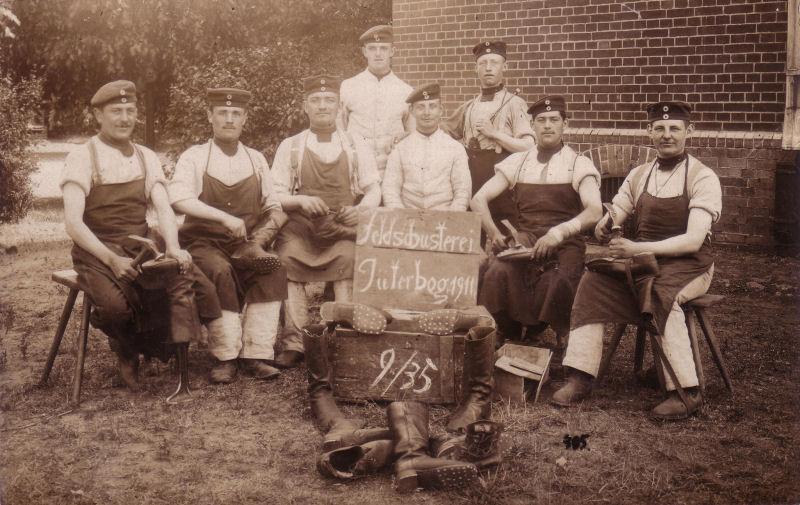 German Cobblers 1911